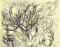 Uldyssian Defeats Inarius by Umpa.jpg