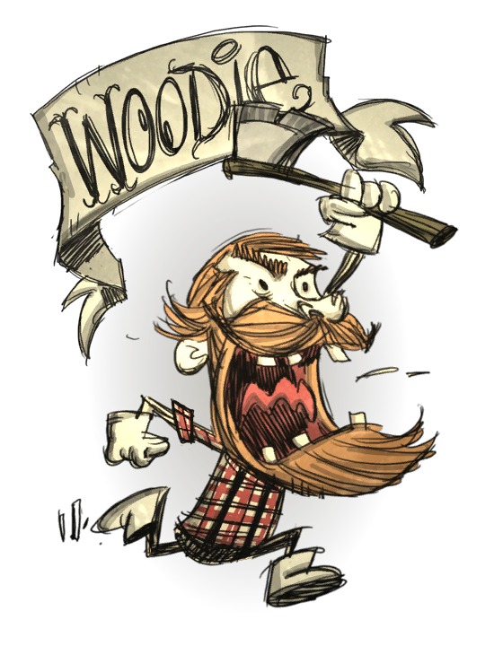 Woodie Don T Starve Wiki