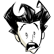 Dont Starve Emoticon dswilsonscared.png