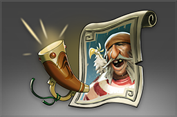 Cosmetic icon The Pirate Cap'n Announcer Pack.png