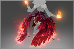 Cosmetic icon Wyrmwrought Flare.png