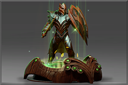 Cosmetic icon Heroic Effigy of The Fall 2016 Battle Pass Level II.png