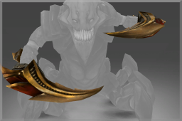 Cosmetic icon Claws of the Ironclad Mold.png