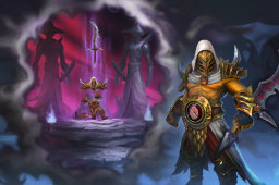 Cosmetic icon Loading Screen of the Bladeform Aesthete.png