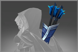 Cosmetic icon Shadows of Ravensmane Quiver.png