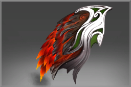 Cosmetic icon Scorched Amber Shield.png