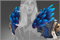Cosmetic icon Shadows of Ravensmane Mantle.png