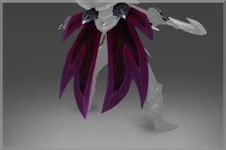 Cosmetic icon Cape of the Bloodroot Guard.png