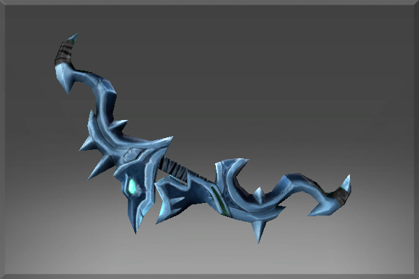 Drow Ranger S Mania S Mask Immortal: Sentinel Bow