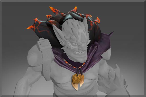 Dota 2 Lion S Immortal Item Fin King S Charm: Demonic Collar