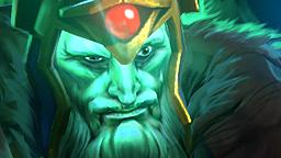 Wraith King Talents