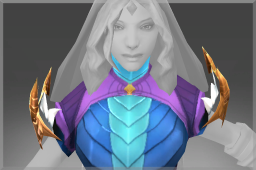 Cosmetic icon Prelate's Armor of the Wyvern Legion.png