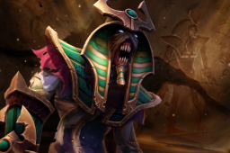 Cosmetic icon Dirgeful Overlord Loading Screen.png