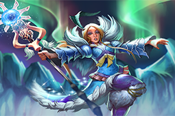 Cosmetic icon Lady of the Lumini Polare Loading Screen.png