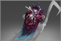 Cosmetic icon Lich Robe of the Master Necromancer.png