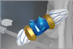 Cosmetic icon Bracers of the Blueheart Sovereign.png