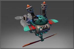 Cosmetic icon Turret of the Airborne Assault Craft.png