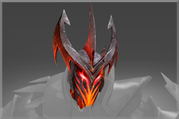 Cosmetic icon Helm of the Burning Nightmare.png