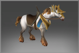 Cosmetic icon Roehrin the Pale Stallion.png