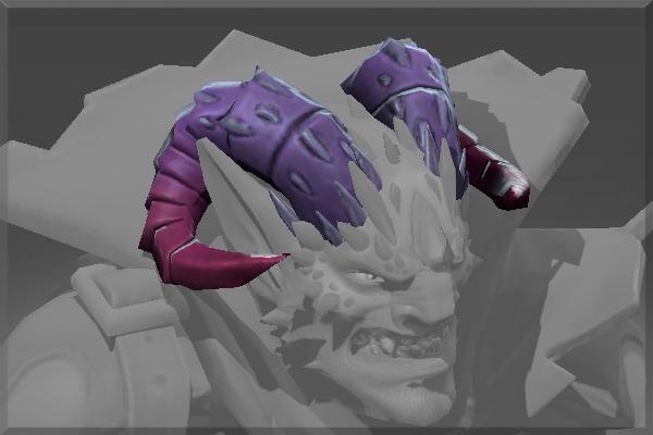 Dota 2 Lion S Immortal Item Fin King S Charm: Infernal Ram's Horns