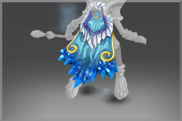 Cosmetic icon Cape of the Blueheart Sovereign.png