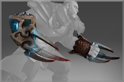 Cosmetic icon Claws of the Grey Ghost.png