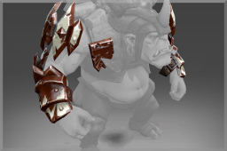 Cosmetic icon Waaagh Armguards of Big 'Un.png