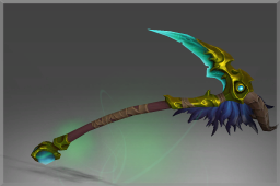 Cosmetic icon Scythe of the Plaguemonger.png