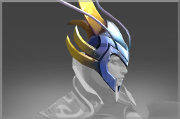 Cosmetic icon Helm of the Reef Kyte Rider.png