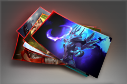 Cosmetic icon Portfolio of Heroes Ascendant.png