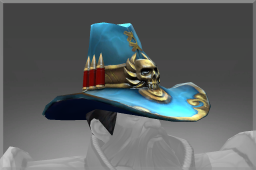 Cosmetic icon Hat of the Witch Hunter Templar.png