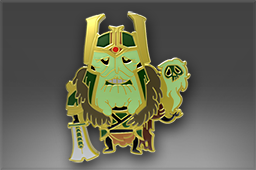 Cosmetic icon Pin Wraith King.png