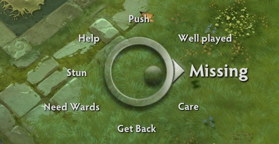 Chat Wheel - Dota 2 Wiki