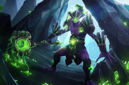 Cosmetic icon The Corruption of Nezzureem Loading Screen.png