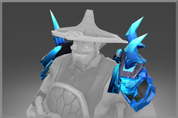 Cosmetic icon Pauldrons of the Raikage Warrior.png