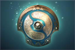 Cosmetic icon The International 2017 - Battle Level 1000.png