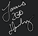 Autograph James Harding.png