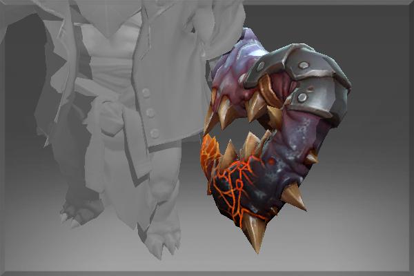 Dota 2 Lion S Immortal Item Fin King S Charm: Talon Of The Gruesome Embrace