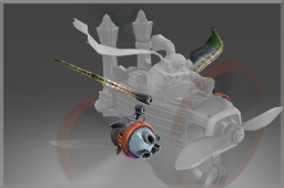 Cosmetic icon Iron Artillery of the Dwarf Gyrocopter.png