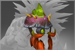Cosmetic icon Helm of the Violent Precipitate.png