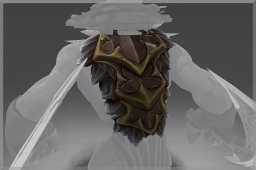 Cosmetic icon Back of Harvest's Hound.png