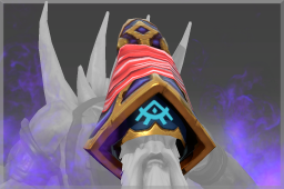 Cosmetic icon Hood of the Vizier Exile.png