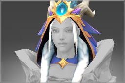 Cosmetic icon Prelate's Mantle of the Wyvern Legion.png