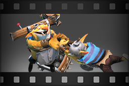 Cosmetic icon Taunt We Have Liftoff.png