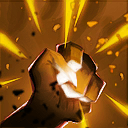 Golden Mantle of Grim Facade Shadow Poison Release icon.png