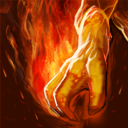 Flaming Fists (Warlock Golem) icon.png