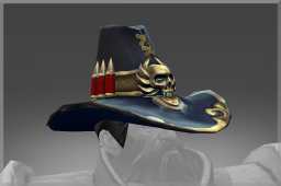 Cosmetic icon Grand Hat of the Witch Hunter Templar.png