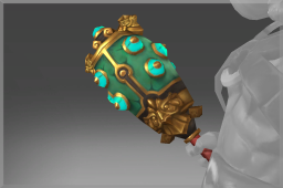 Cosmetic icon Mace of the Wyrmforge Shard.png