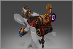 Cosmetic icon Armor of the Mechanised Pilgrim.png