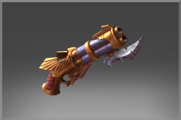 Cosmetic icon Blunderbuss of the Dwarf Engineer.png